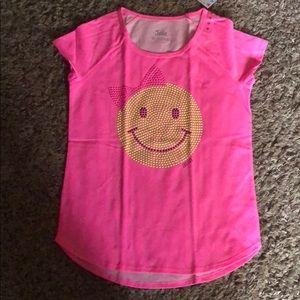 NWT Youth Girls Size 12 Short Sleeve TShirt.